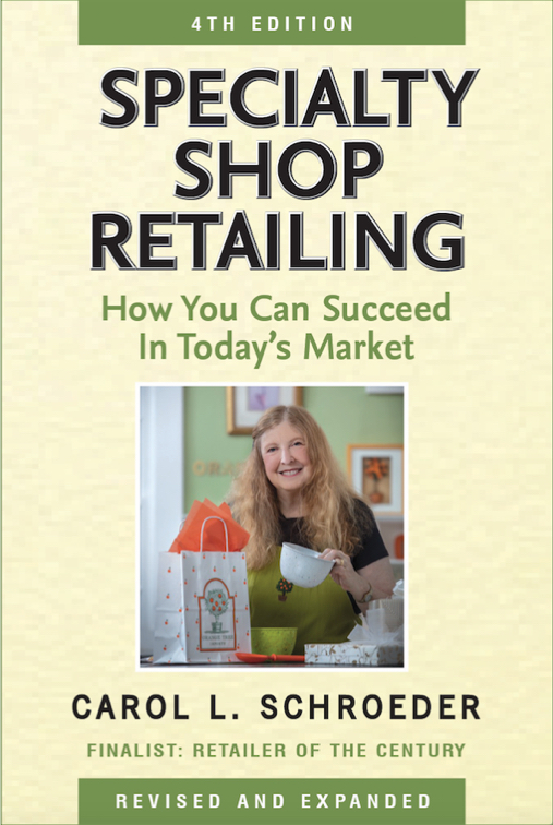 Specialty Shop Retailing Book